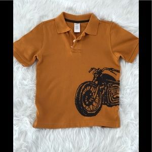 Gymboree Boys Polo Size 4 NWT